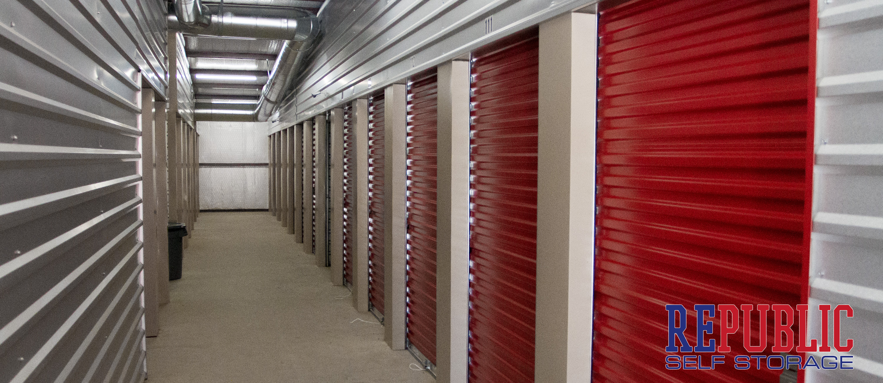 Store your belongs with Republic Self Storage in Tyler Texas